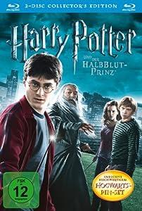 Harry Potter und der Halbblutprinz (Collector's Edition inkl. Hogwarts-Pin-Set) (2 Blu-rays) [Blu-ray]