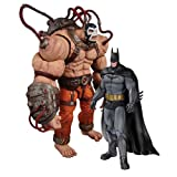 Batman vs. Bane Arkham Asylum Action Figure 2 Pack