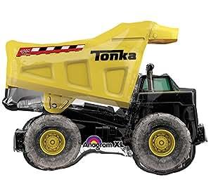 "Anagram Tonka Truck 32"" Giant Foil Balloon"
