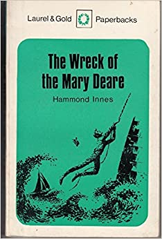 An analysis of the book the wreck of the mary deare