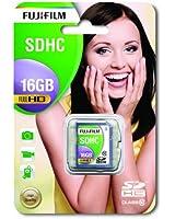 Fujifilm Carte SDHC Classe 10 16 Go (Import Royaume Uni)