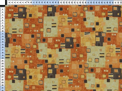 pot-pourri-i-miro-arancio-beige-marrone-tessuto-da-tappezzeria-moderna-rivestimento-in-tessuto-tessu