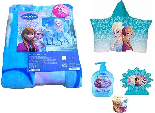 Frozen bathroom accessories - Anna s linens bathroom accessories ...