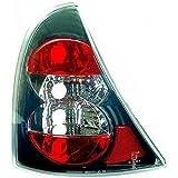 in.pro. 4413295 HD R�ckleuchten Renault Clio, Baujahr: 98-01, klar-schwarz