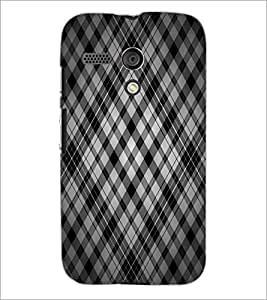 PrintDhaba Pattern D-1068 Back Case Cover for MOTOROLA MOTO G (Multi-Coloured)