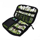 Visenta (ビセンタ) 小物収納ポーチ 軽量 生活防水 サイズ種類豊富 スマホ PC タブレットアクセサリー収納バッグ