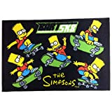 The Simpsons ����ץ��� ��Bart SK8-BLK��  �ե? �����ڥå� �ޥå� ����ץ��� ���å�