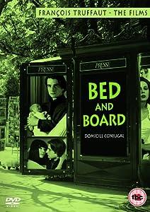 Bed and Board (Domicile conjugal) [1970] [DVD]