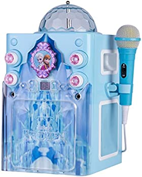 Disney Frozen Flashing Disco Ball Karaoke