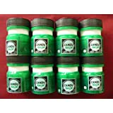 8 X Zandu Balm Fast Pain Relief Headache Body Ache & Cold Ayurvedic 8ml X 8 Pack