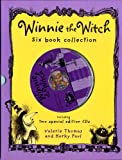 Valerie Thomas Winnie the Witch Six Book and Two CD Collection
