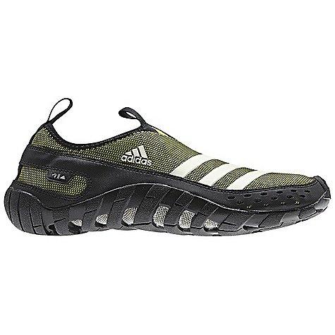 04fda8ed2a52ac Best Cheap Adidas Men s Jawpaw II Watershoes - Half Green  Spray  Black 10  Shop