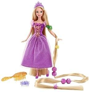 Disney Princesses - Y0973 - Poupée - Raiponce Chevelure Fantastique
