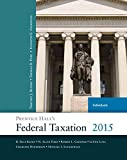 img - for Prentice Hall's Federal Taxation 2015 Individuals Plus NEW MyAccountingLab with Pearson eText -- Access Card Package (28th Edition) book / textbook / text book