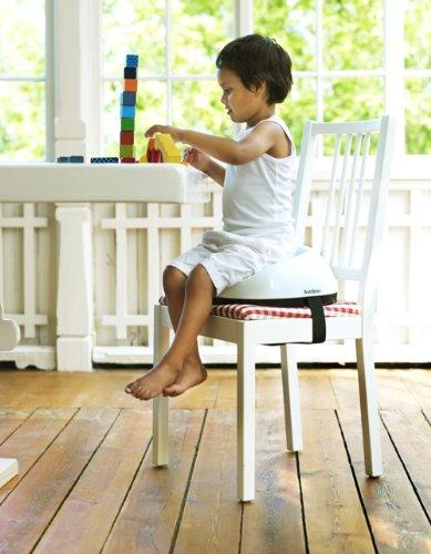BABYBJORN Booster Chair White Great Website For Quality