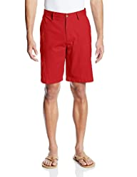 Nautica Men's Flat-Front Short