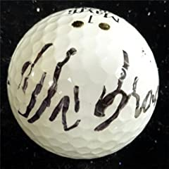 Olin Browne Autographed Hand Signed Maxfli Golf Ball PSA DNA #Q18939 by Hall of Fame Memorabilia