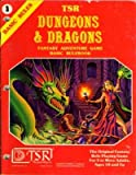 Dungeons and Dragons Basic Rule Book (068681049X) by Gygax, Gary