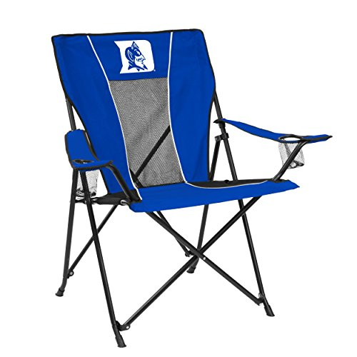 NCAA Duke GameTime Chair by Logo Brands (Duke Blue Devils Chair compare prices)