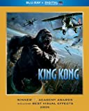 Image de King Kong (Blu-ray + Digital with UltraViolet)