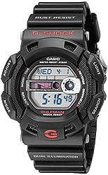 Casio Men's G9100-1 G-Shock Gulfman Tide and Moon Watch
