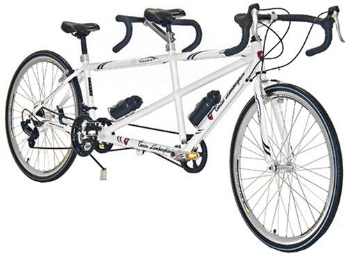 Best Review Of Lamborghini Viaggio Tandem Bike