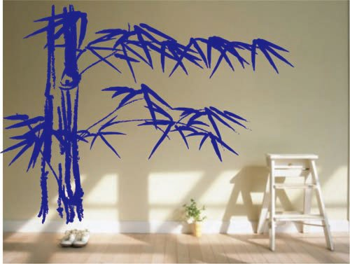 Decoration wall sticker wall mural decor-Drawing Bamboo