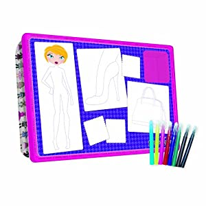 Fashion Angels Dry Erase Lap Desk