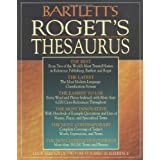 Bartlett's Roget's Thesaurus ~ Bartlett