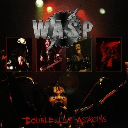 Double Live Assassins [CD, GB, A Snapper Music Label SAP CD 901] by W.A.S.P. (1998-08-02)