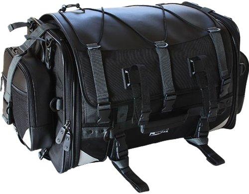 タナックス(TANAX) MOTOFIZZ キャンピングシートバッグ2 /ブラック(容量可変59⇔75L) MFK-102