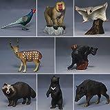 ミニチュアプラネット Vol.8 -集めて広がる動物フィギュアの世界- 全8種セット エイコー プライズ