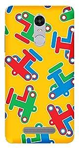 WOW Printed Designer Mobile Case Back Cover For XIAOMI MI REDMI NOTE 3