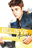 Music Maxi Poster featuring Justin Bieber's 'Believe Acoustic' Cover Art 61x91.5cm