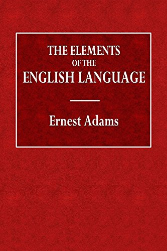 the-elements-of-the-english-language