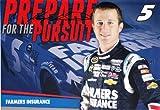 2013 Kasey Kahne #5 Farmers Insurance (Hendrick) 7X10 NASCAR Hero Card *AUTOGRAPHED*