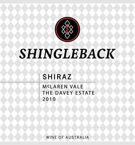 2010 Shingleback Shiraz, Mclaren Vale, Australia 750 Ml