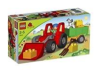 Lego Duplo 5647 Big Tractor by LEGO