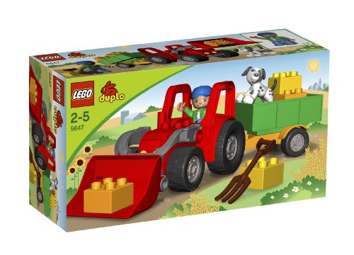 LEGO Duplo 5647 -  Gro&#223;er Traktor