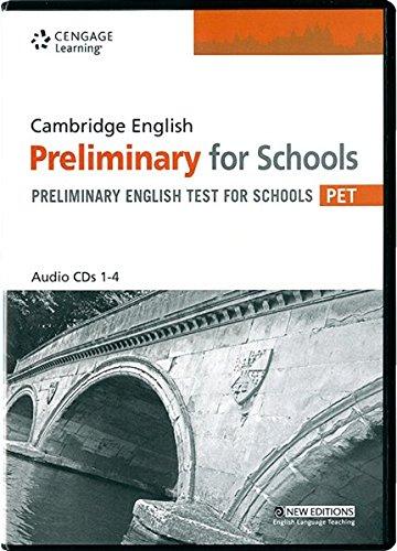 Practice Tests for Cambridge PET for Schools (Cambridge English for Schools)