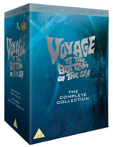 Voyage To The Bottom Of The Sea The Complete Collection [DVD] [1964]