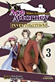 Kenji Kuroda Miles Edgeworth: Ace Attorney Investigations, Volume 3