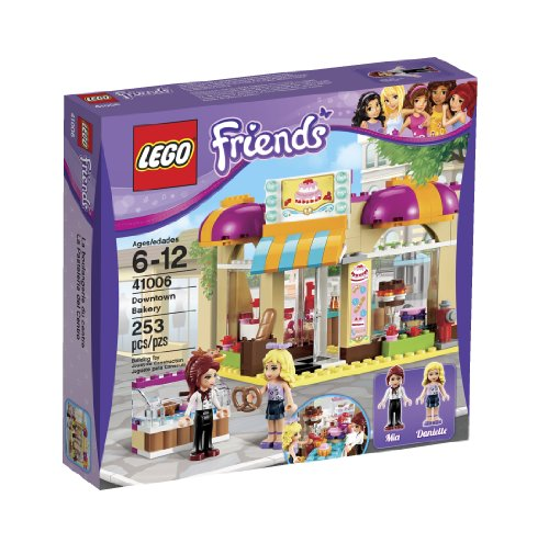 LEGO Friends Downtown Bakery, 253 Pieces (Friends Lego Downtown Bakery compare prices)