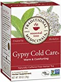 Traditional Medicinals Gypsy Cold Care Tea, 16 Tea Bags (Pack of 6)