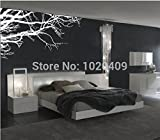 2016 NEW Tree Branches wall sticker Removable home Wall Decals 2016 Hot Selling PVC Vinyl carve Wall Stickers 200*83 cm XL