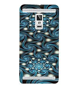 PrintVisa Colorful Modern Art Design 3D Hard Polycarbonate Designer Back Case Cover for VivoX3S