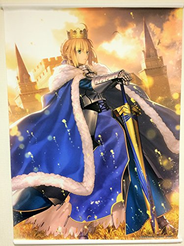 AnimeJapan 2016 アニメジャパン Fate/Grand Order B1 タペストリー セイバー FGO FateGO 1人 アルトリア