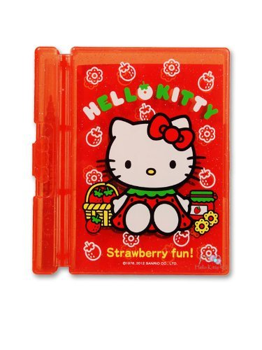 Hello Kitty Notebook & Pen in Case - 1