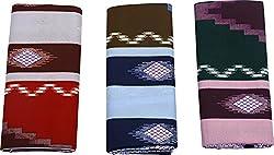 SRS Men's Cotton Lungi (101_2, 2 mtr)