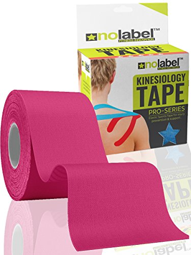 pink-kinesiology-tape-uncut-5m-roll-no-label-pro-series-waterproof-sports-tape-helps-support-injurie